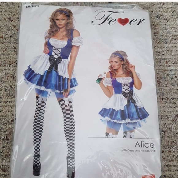 Dresses & Skirts - Alice in wonderland costume